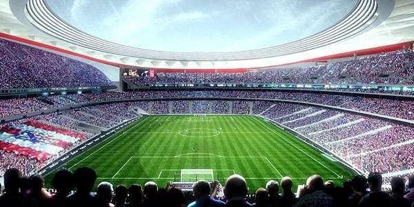 Anand Name 3d Wallpaper Atletico Madrid S New Stadium To Named Wanda Metropolitano