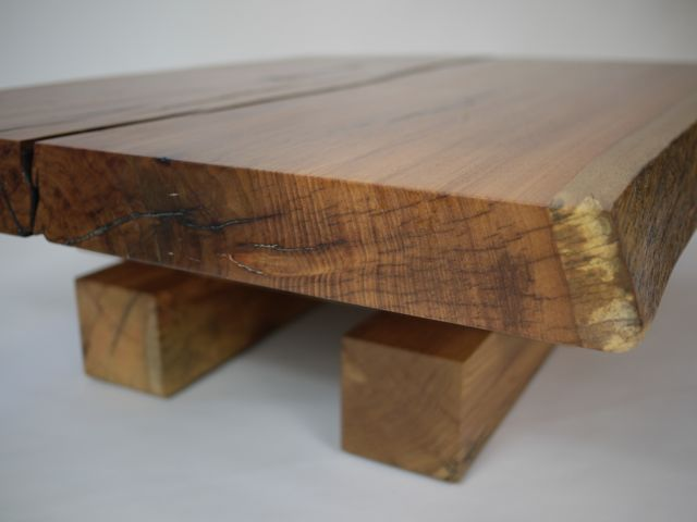 Low Oak Coffee Table Robin Wade Furniture