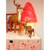 Light-up Bambi- Egmont's Woodland Creature Lamps  The ...