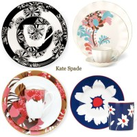 Kate Spade Dinnerware and Giftware now at Lenox.com