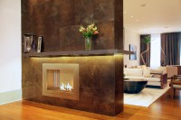2 Sided Fireplace| Two Sided Fireplace Design by ...