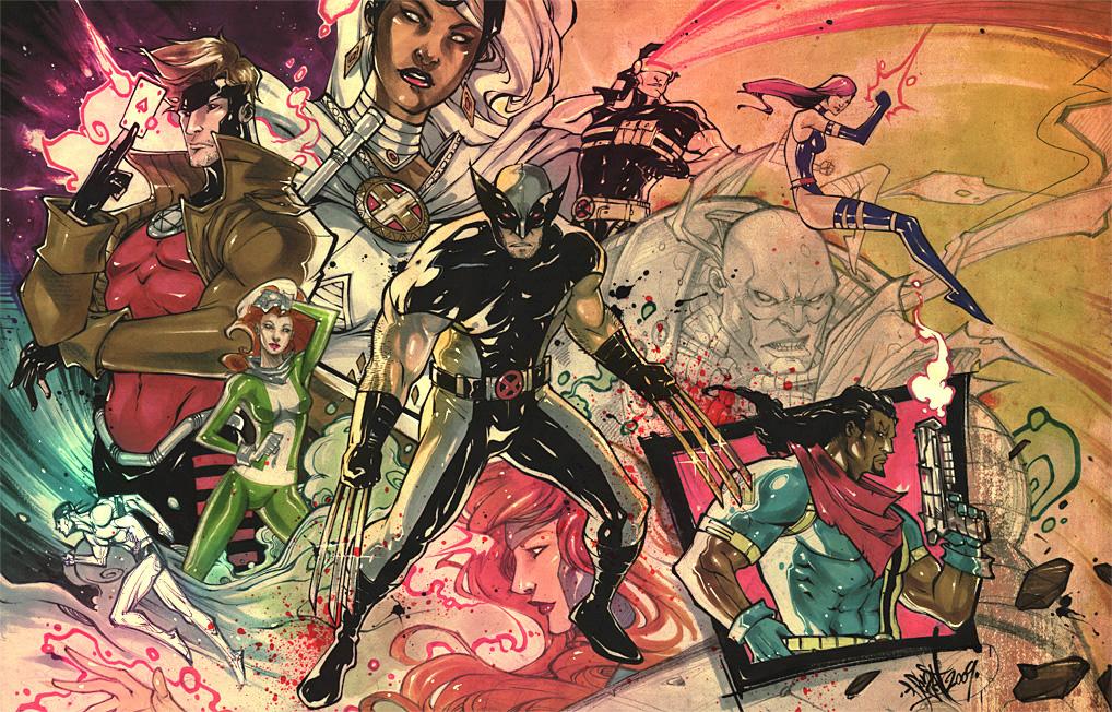 Tank Girl And Booga Wallpaper Comic Book Inspired Urban Geek Art Geektyrant