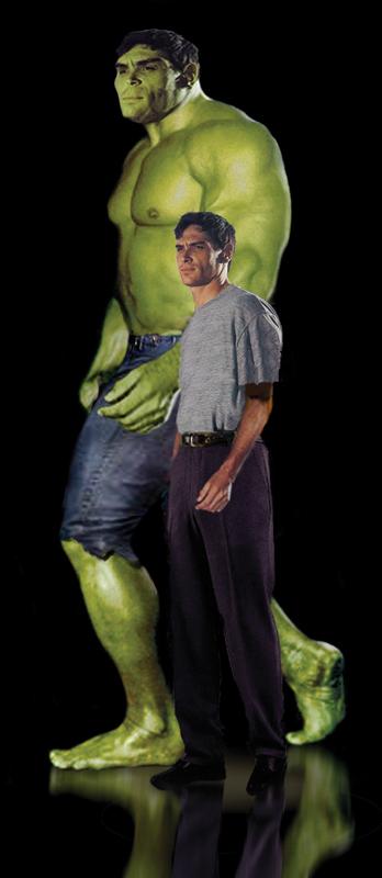 The Incredible Hulk Hd Wallpaper Concept Art Of Billy Crudup As Ang Lee S Hulk Geektyrant
