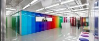 Working Color: Radial Office By Sako  KNSTRCT