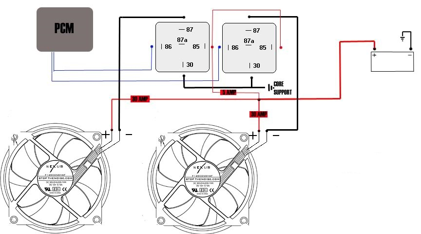 solid state flasher relay diagram