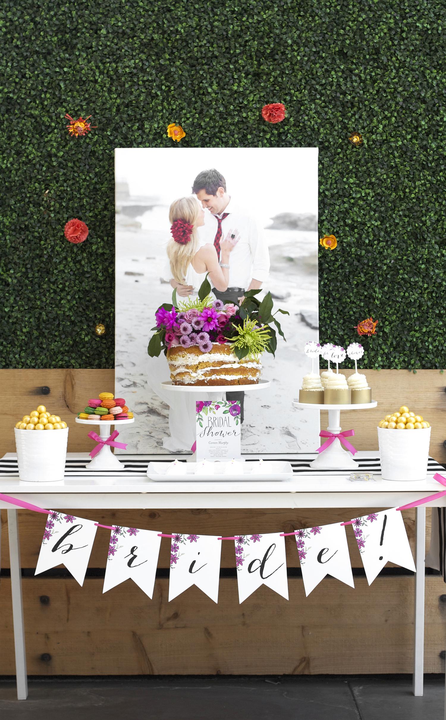 Garden Party Bridal Shower Kristi Murphy Diy Ideas