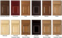 Armstrong  Cape Fear Cabinets