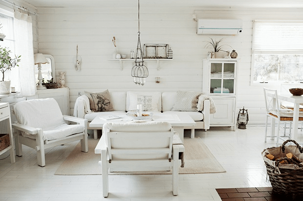 Country Style Woonkamer Lookslikewhite Blog