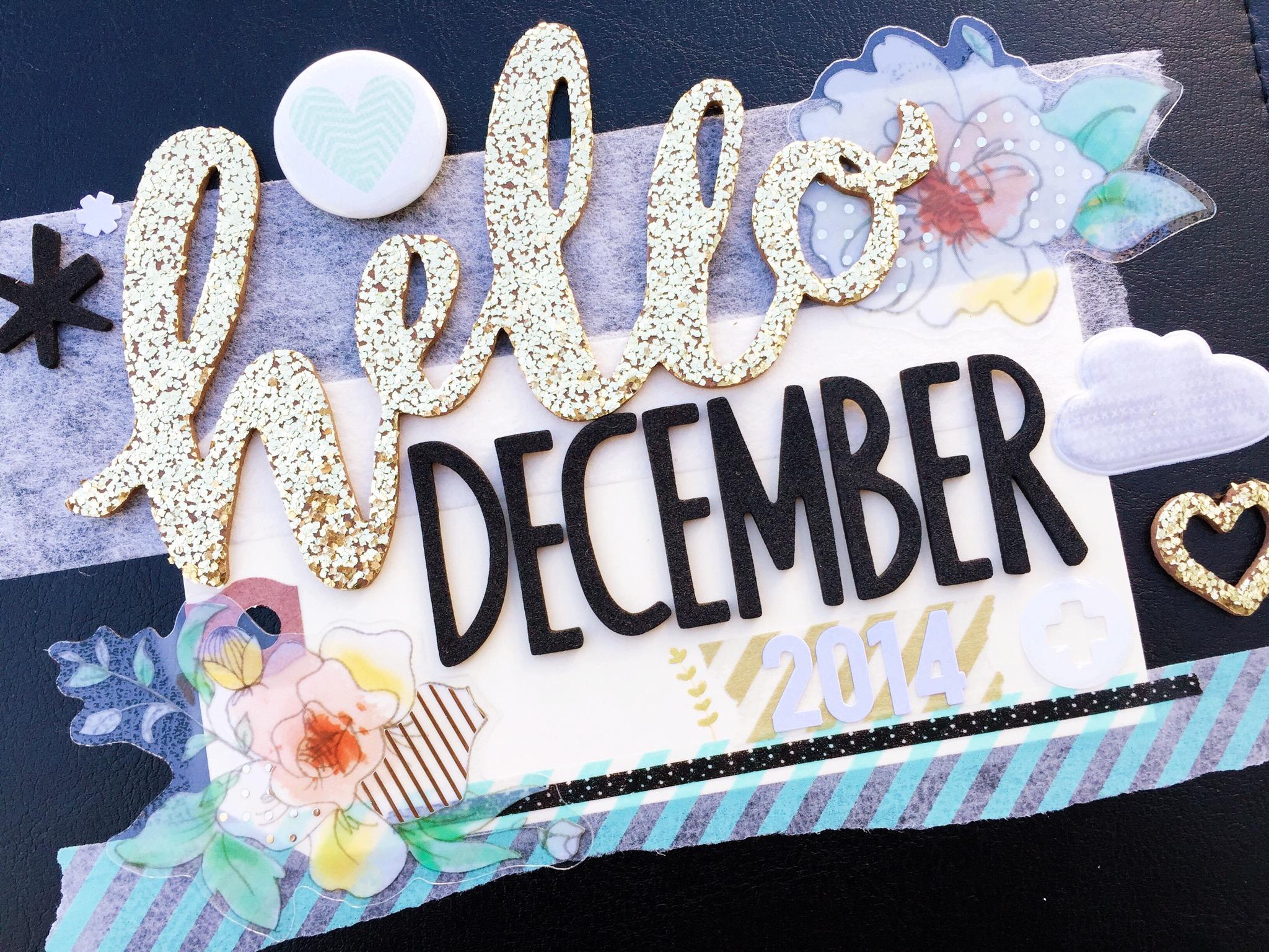 Cute November Calendar Wallpaper Hello December Let S Do This Amy Tangerine
