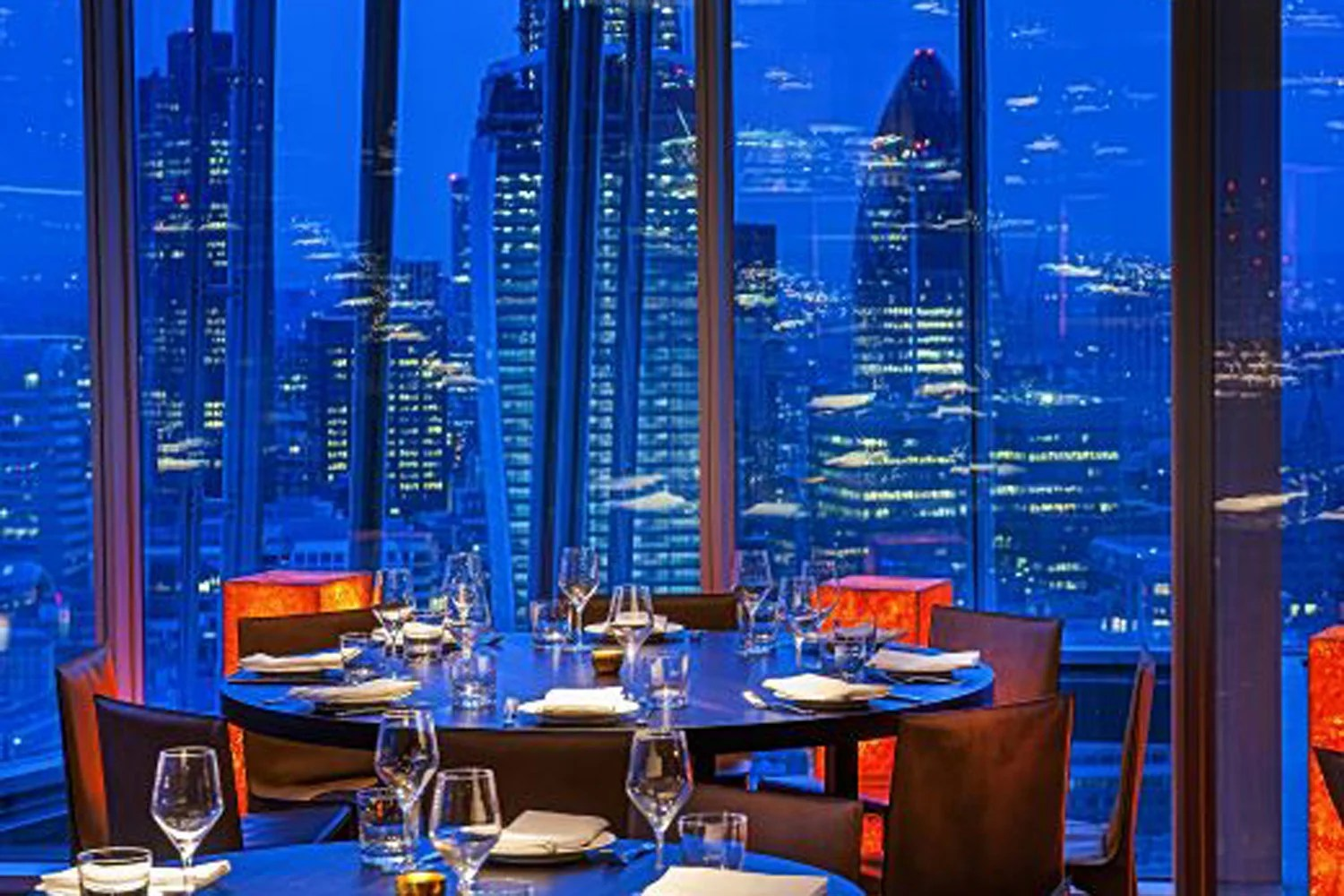 Good Evening Hd Wallpaper Food With A View Londoners Get A Taste For Skyscraper