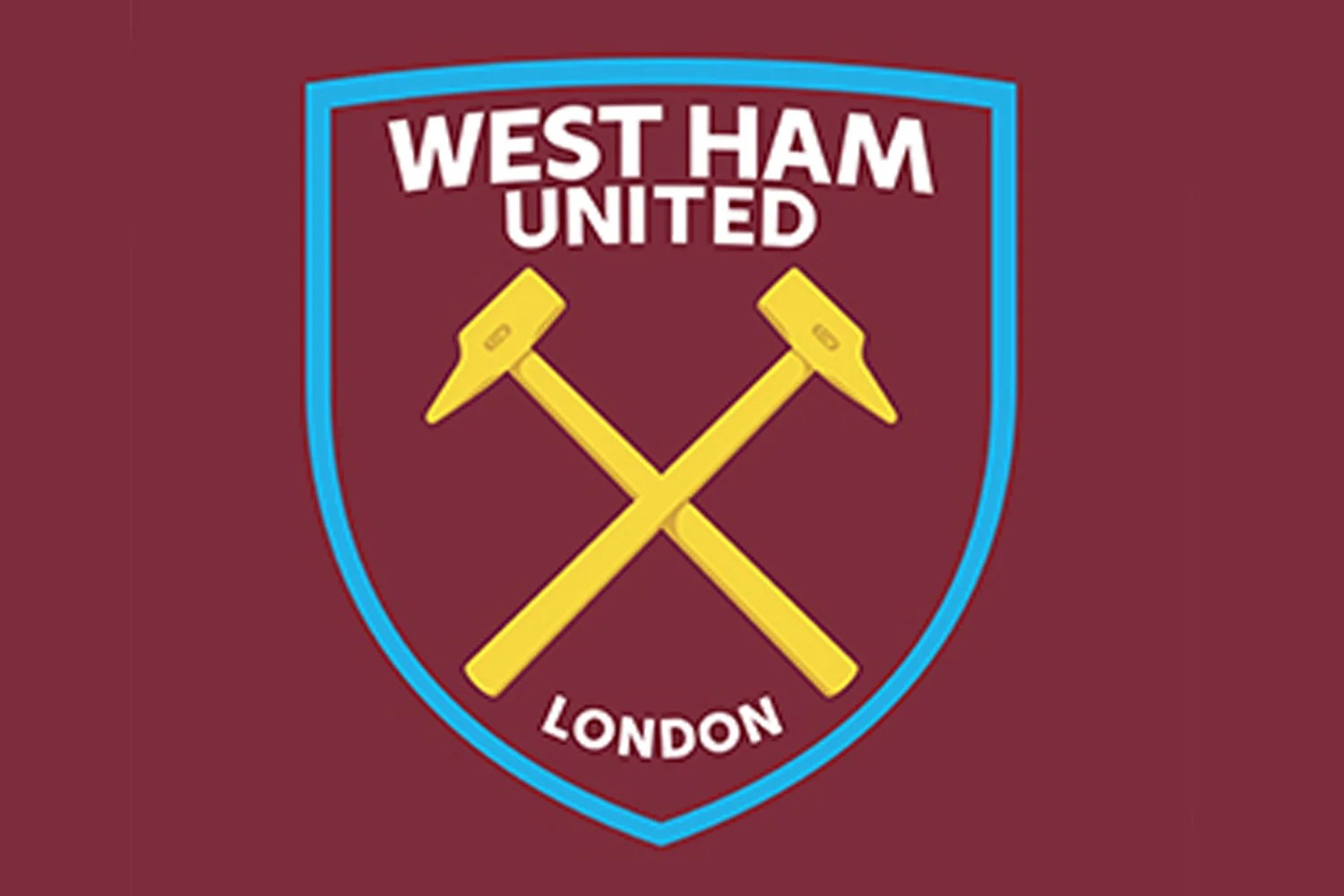 Good Evening Hd Wallpaper New Badge For West Ham As Supporters Back Updated Design