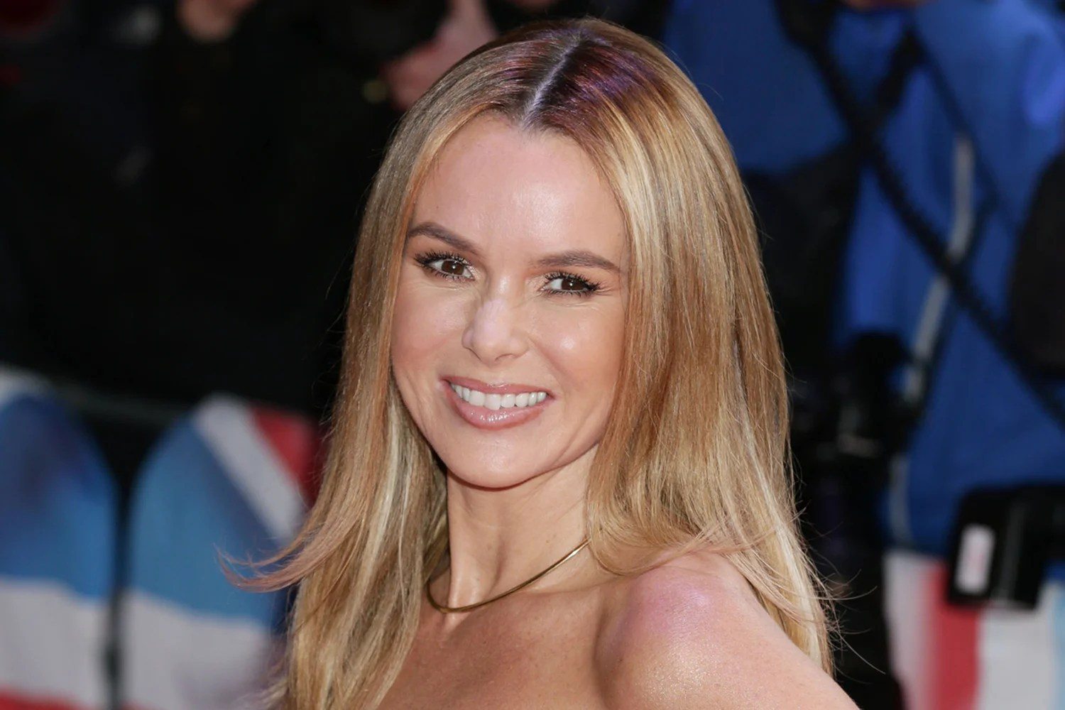 Arsenal Live Wallpaper Hd Amanda Holden My Daughter Was Dressed As Cindy Crawford