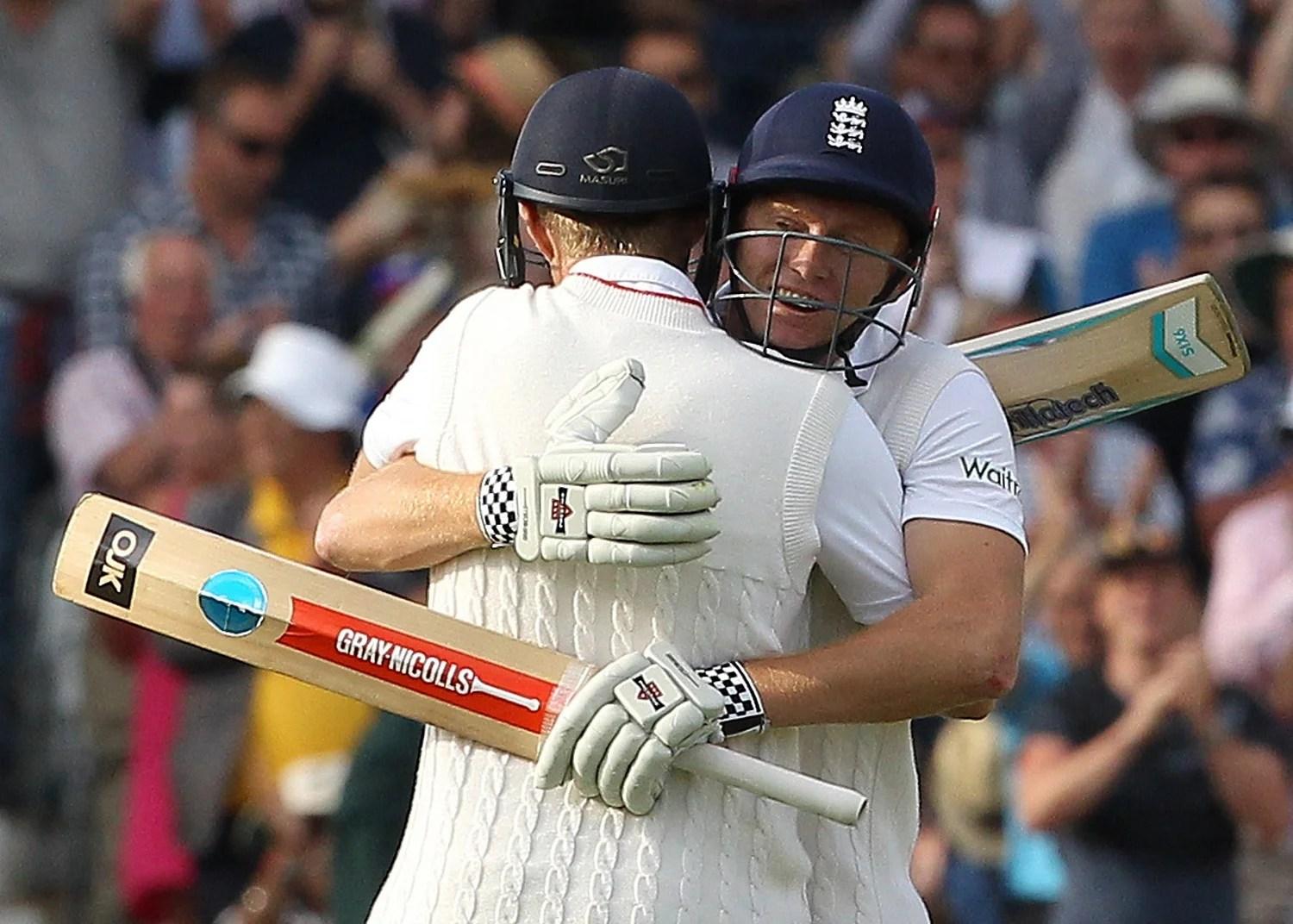 Joe Root And Jonny Bairstow Put England In Command After