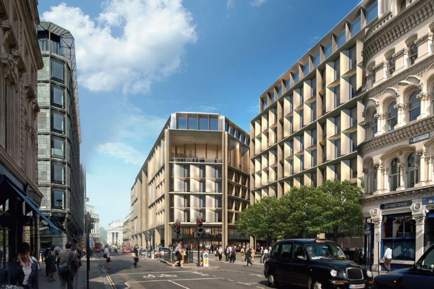 Bloombergs Future London Headquarters For Sale At 100