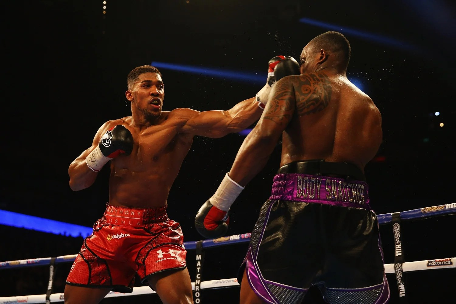 Full Hd Live Wallpaper For Laptop Anthony Joshua Defeats Dillian Whyte By Knockout In Round