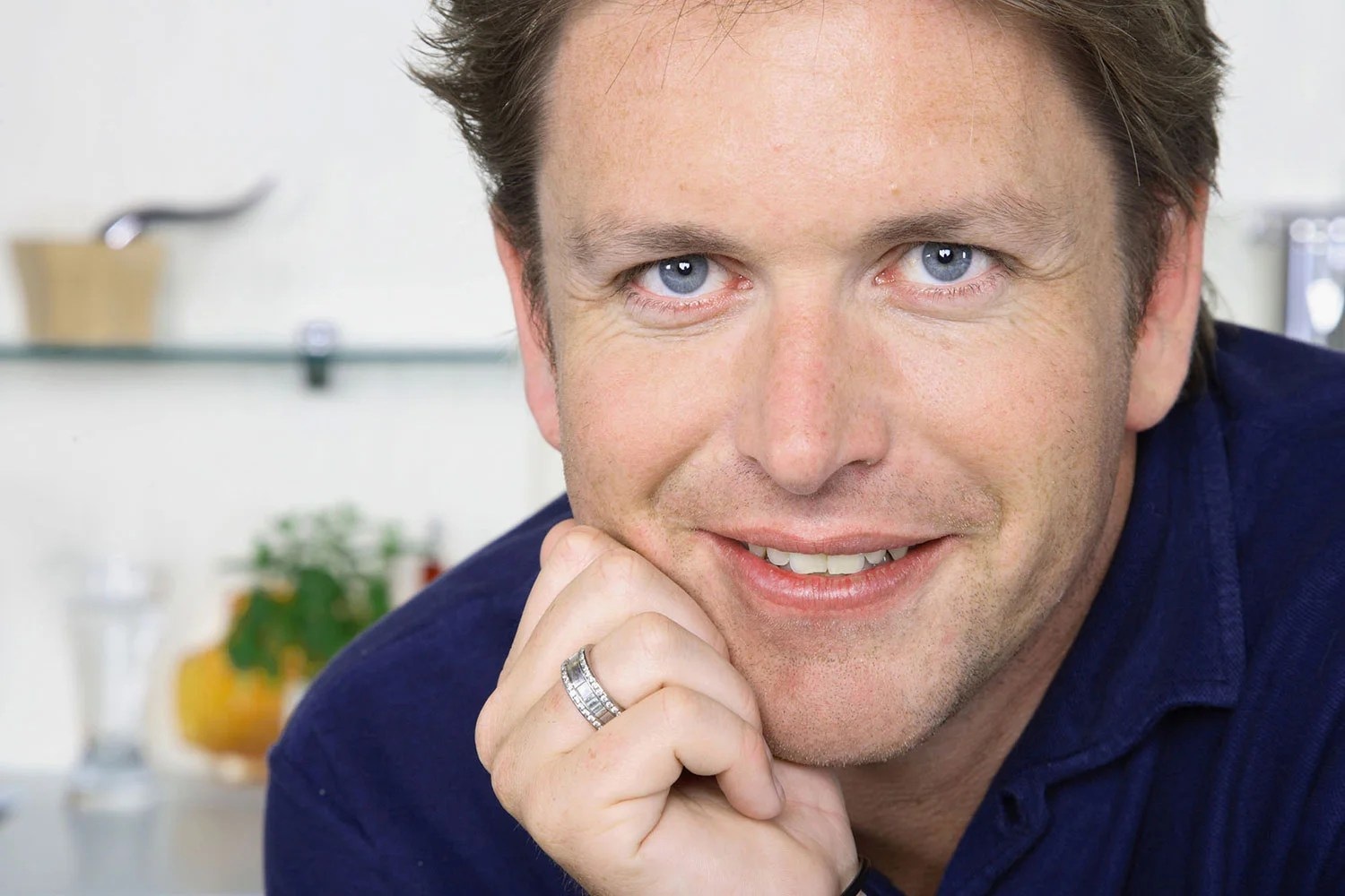 James Martin Company James Martin I Didnt Think Anyone Would Notice Me