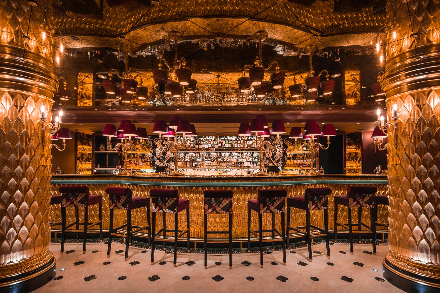 Chaise Restaurant Chinois Club Chinois At Park Chinois Bar Review Opulent Indulgent