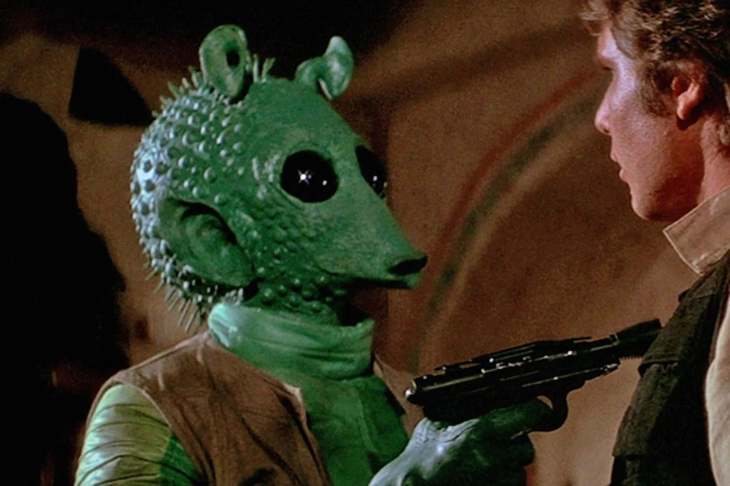 One Direction Cute Wallpaper Paul Blake S Father Played Greedo In Star Wars And Now He