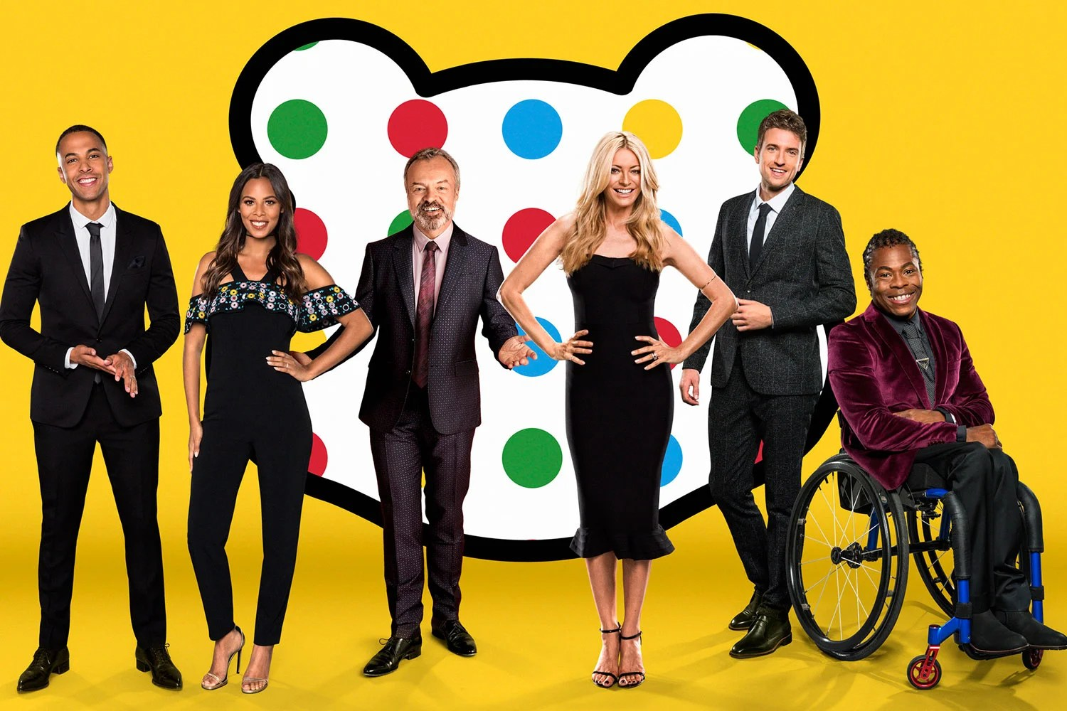 Children In Need 2016 When Is It On Bbc And Four Other