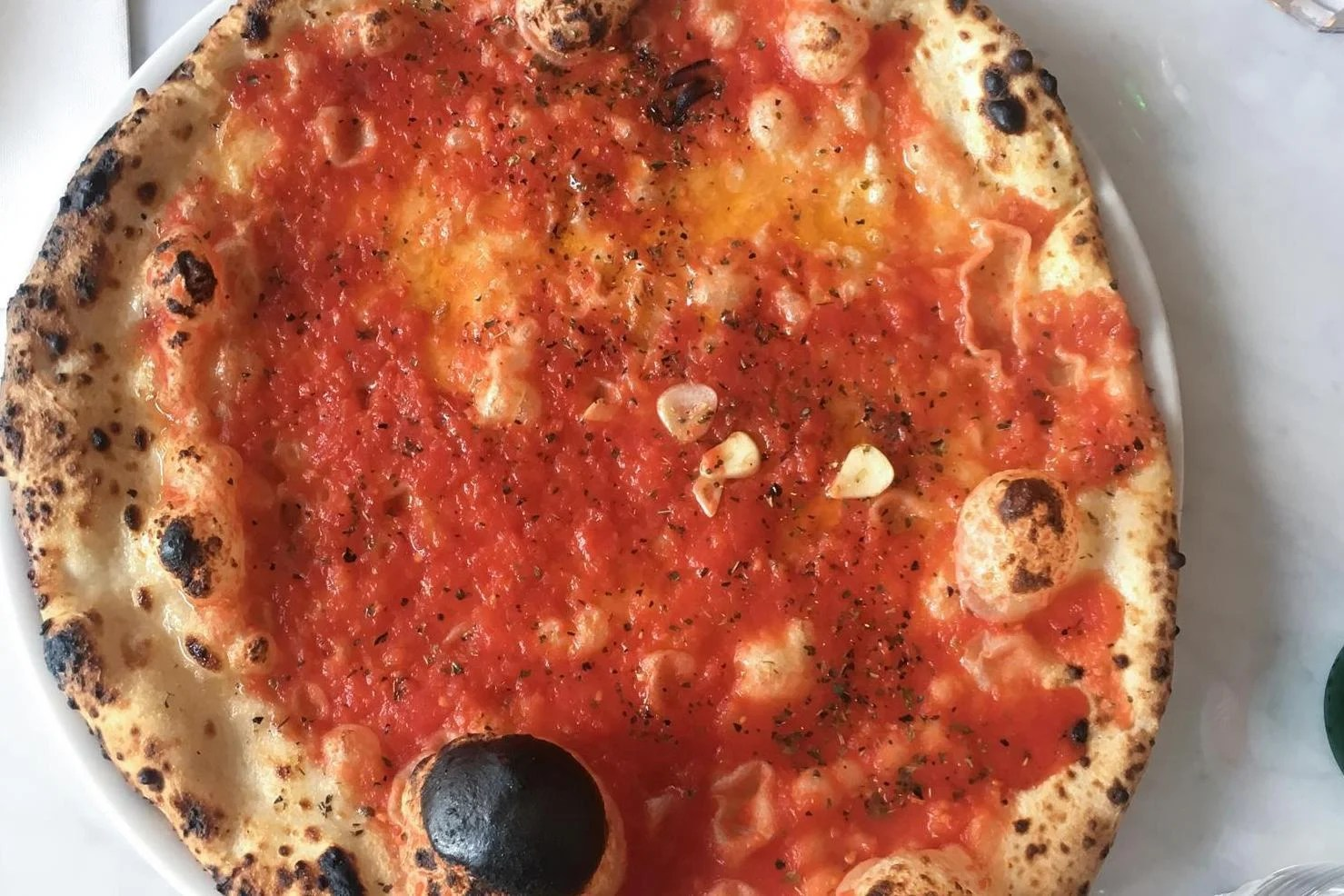 Cucina Antica Tomato Basil Uk Zia Lucia Restaurant Review Holloway Gets A Slice Of The