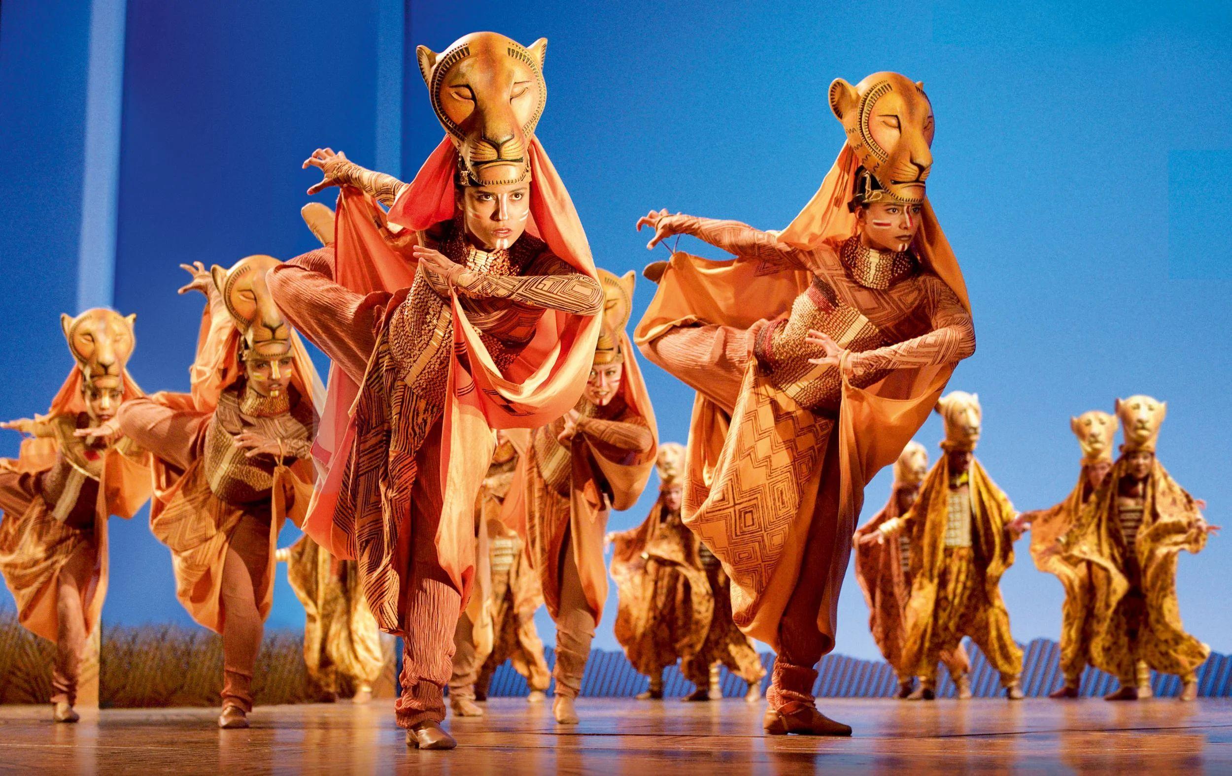 the lion king london cast 2017