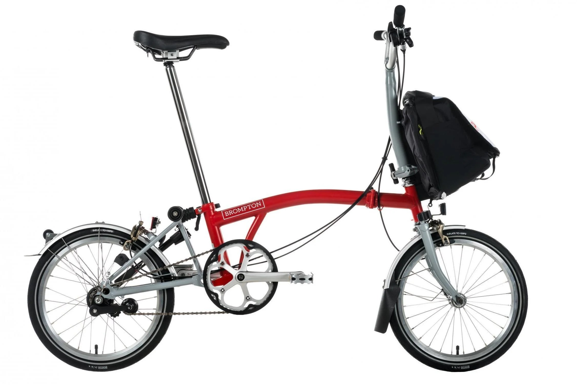 Brompton Bikes Thousands Of Brompton Folding Bikes Recalled Over Safety Fears