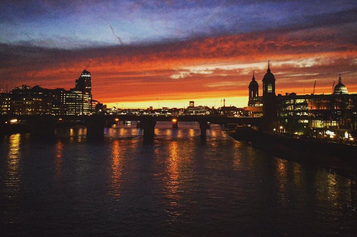 Beautiful One Spectacular Photos As London Enjoys One Of The Most Beautiful