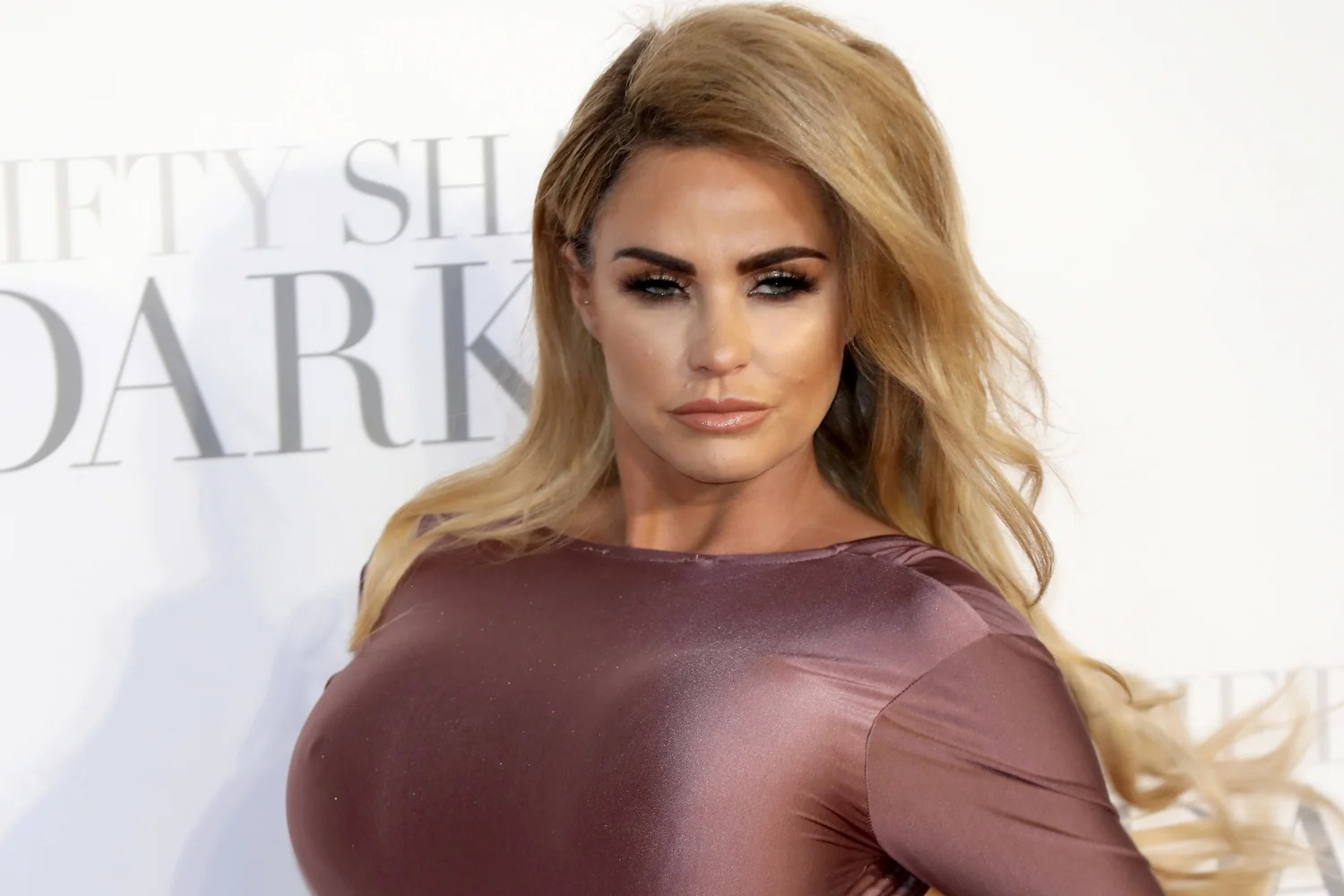 Katie Price Shuts Down Peter Andre Cheating Reports