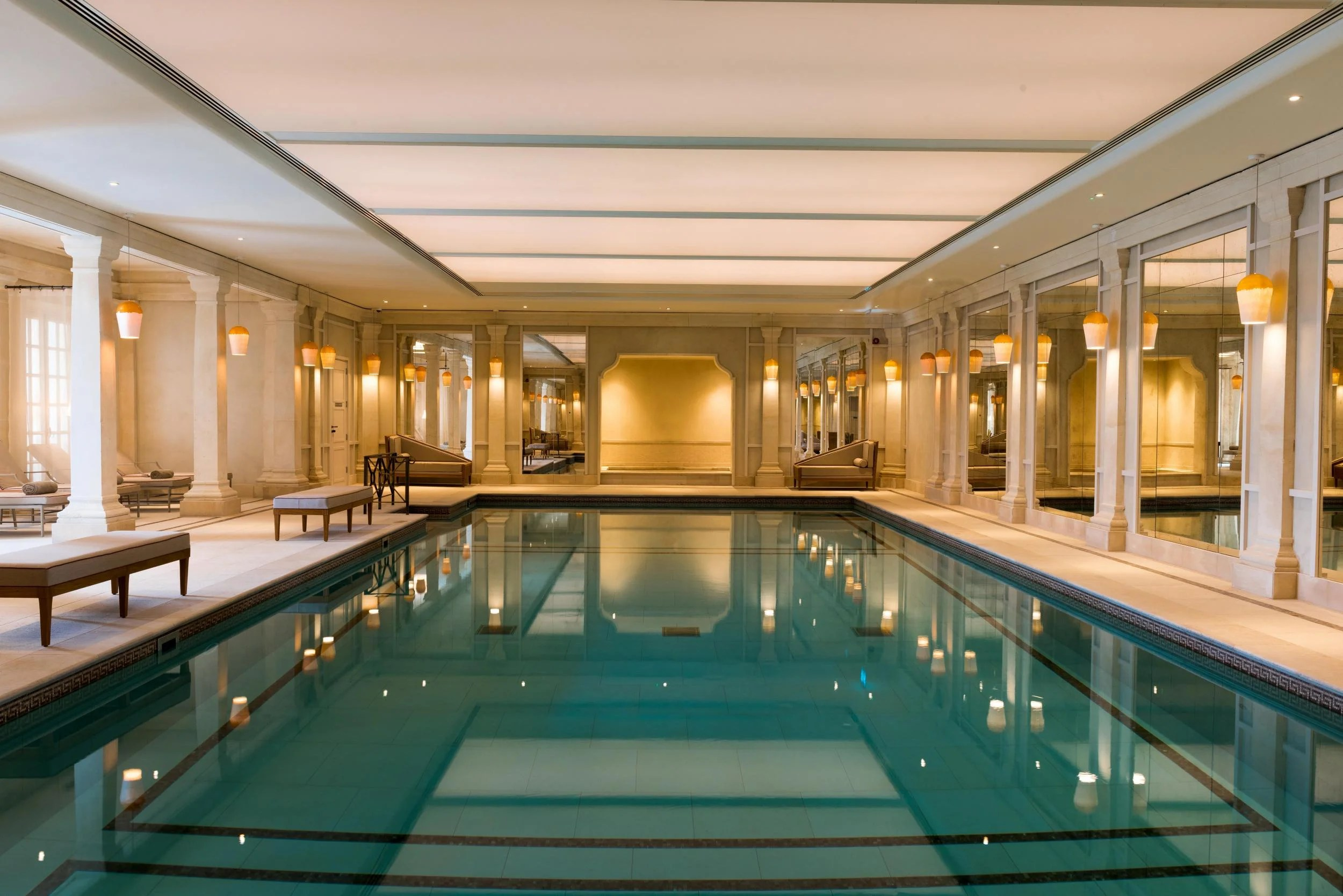 Jacuzzi Pool Was Ist Das The Most Incredible Spa Hotels In The Uk Outside Of London
