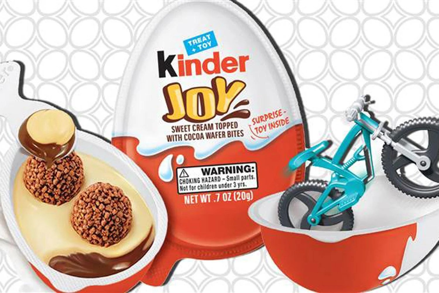 Kinder Egg Illegal Kinder Eggs Go Back On Sale In The Us Almost 50 Years