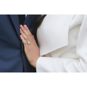 Compelling Meghan Markle Engagement Announcement You Can Now Buy Meghan Engagement Ring London Meghan Markle Engagement Ring Carat Meghan Markle Engagement Ring Worth Prince Harry