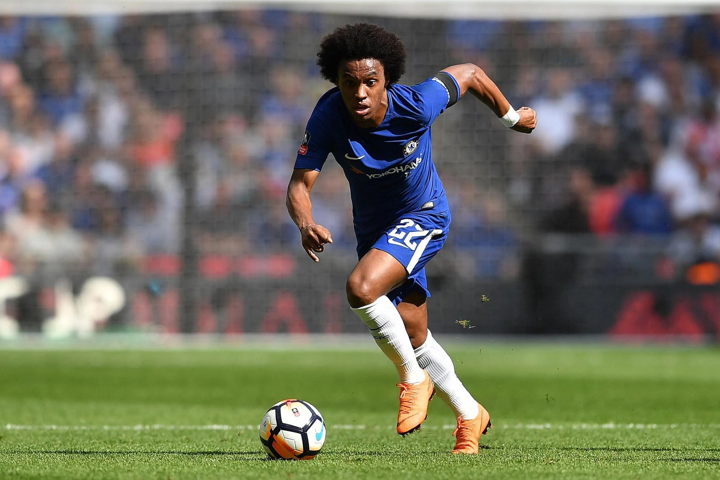 Arsenal Live Wallpaper Hd Chelsea News Willian Speaks About His Huge Learning