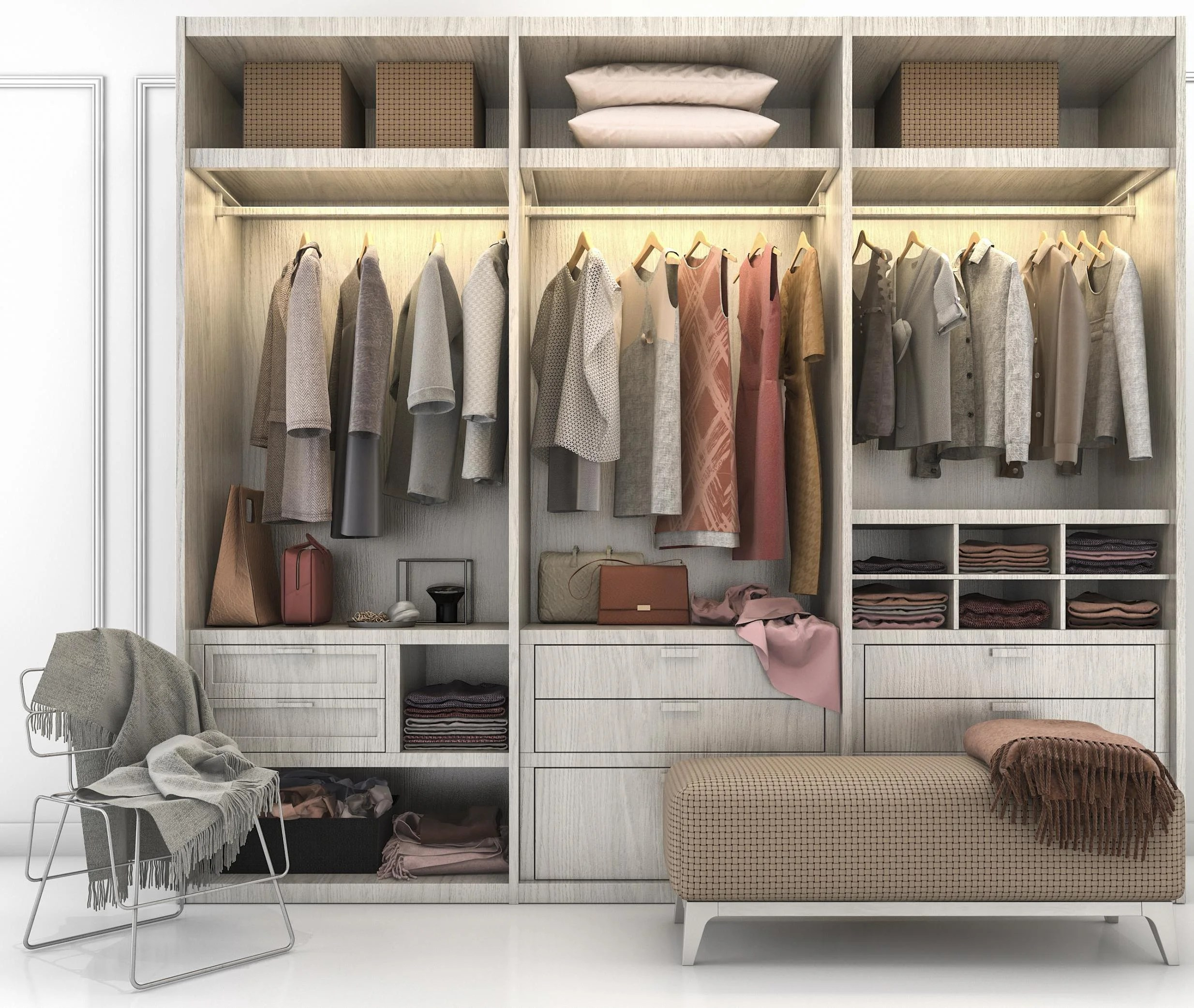 Ikea Wardrobe Tidy Best Closet And Warbrode Organisers London Evening Standard