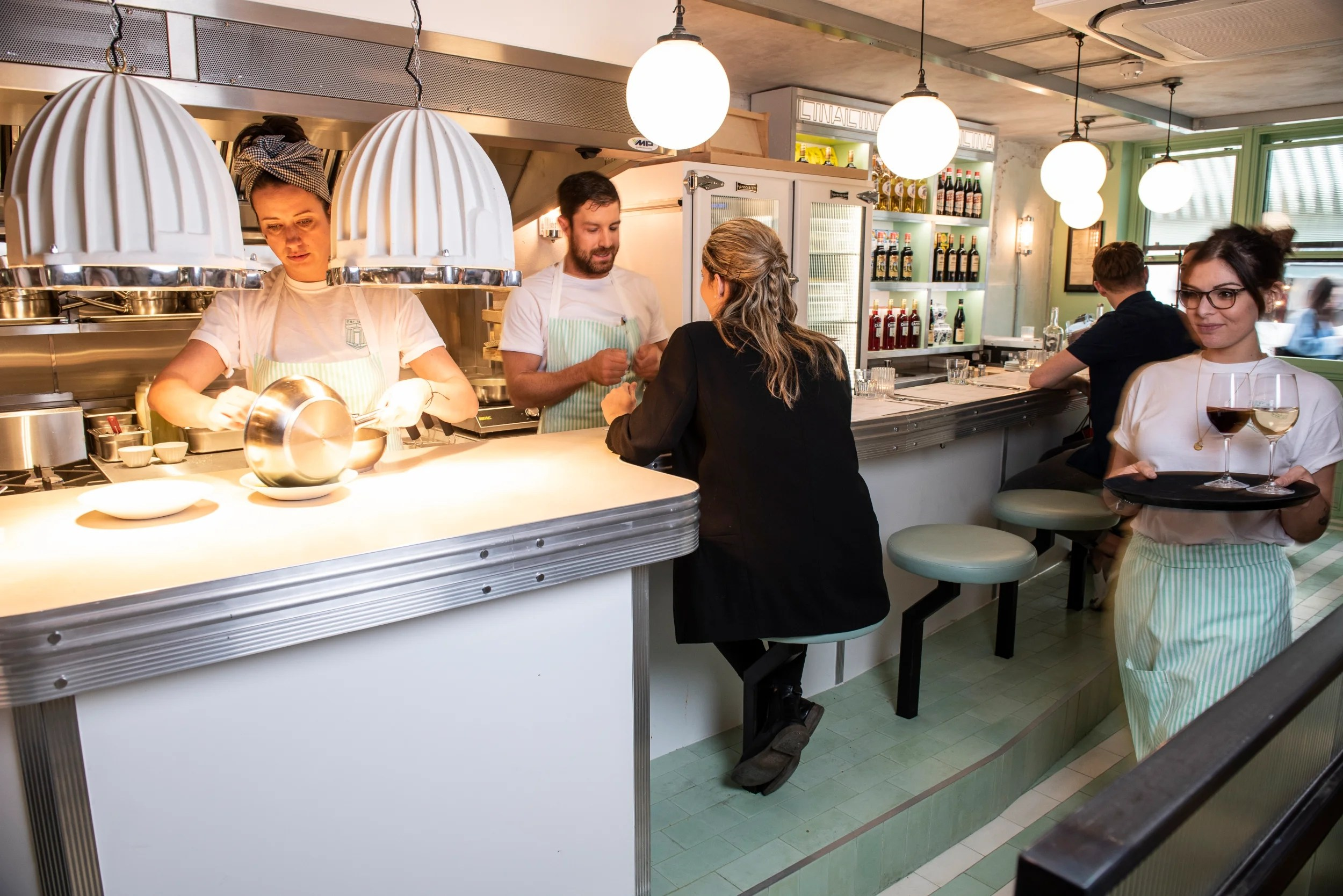 Resturant Stores Lina Stores Review Pasta Masters Could Become A Soho Institution