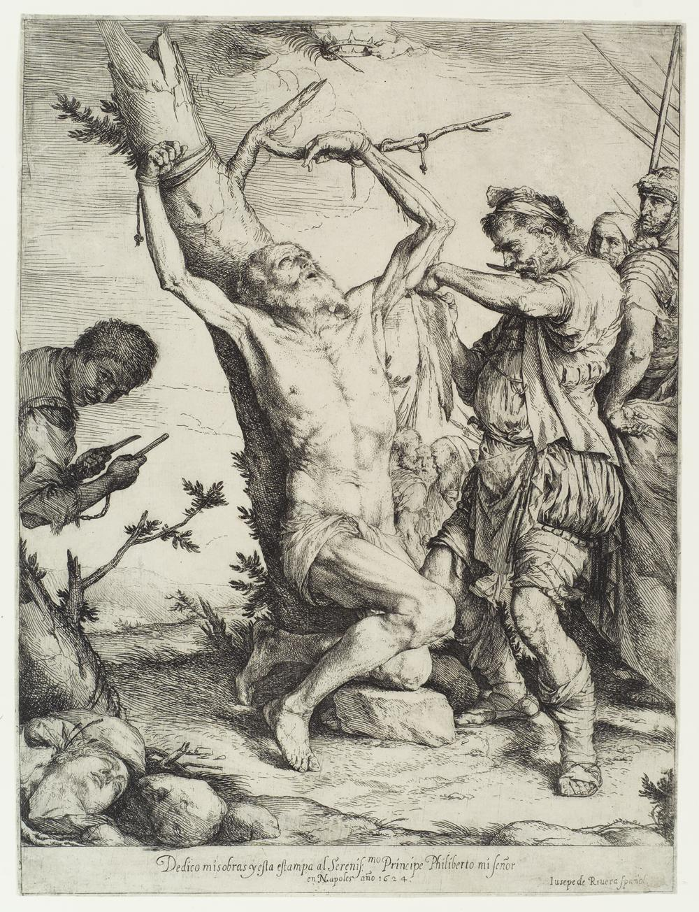 Arte Bella Gallery Ribera Art Of Violence At Dulwich Picture Gallery Review Gory