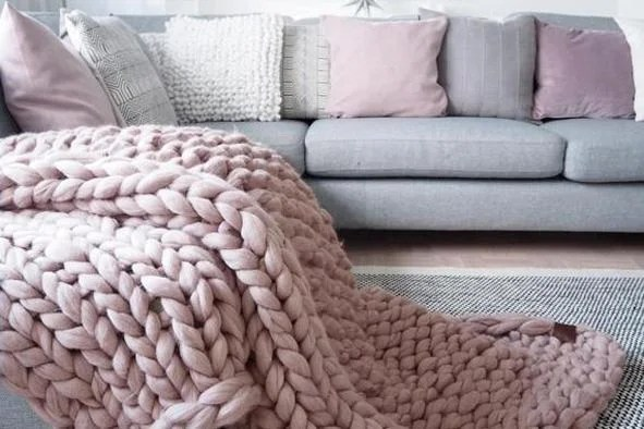 Best Knit Blankets Chunky Knit Throws For Winter London Evening Standard Evening Standard