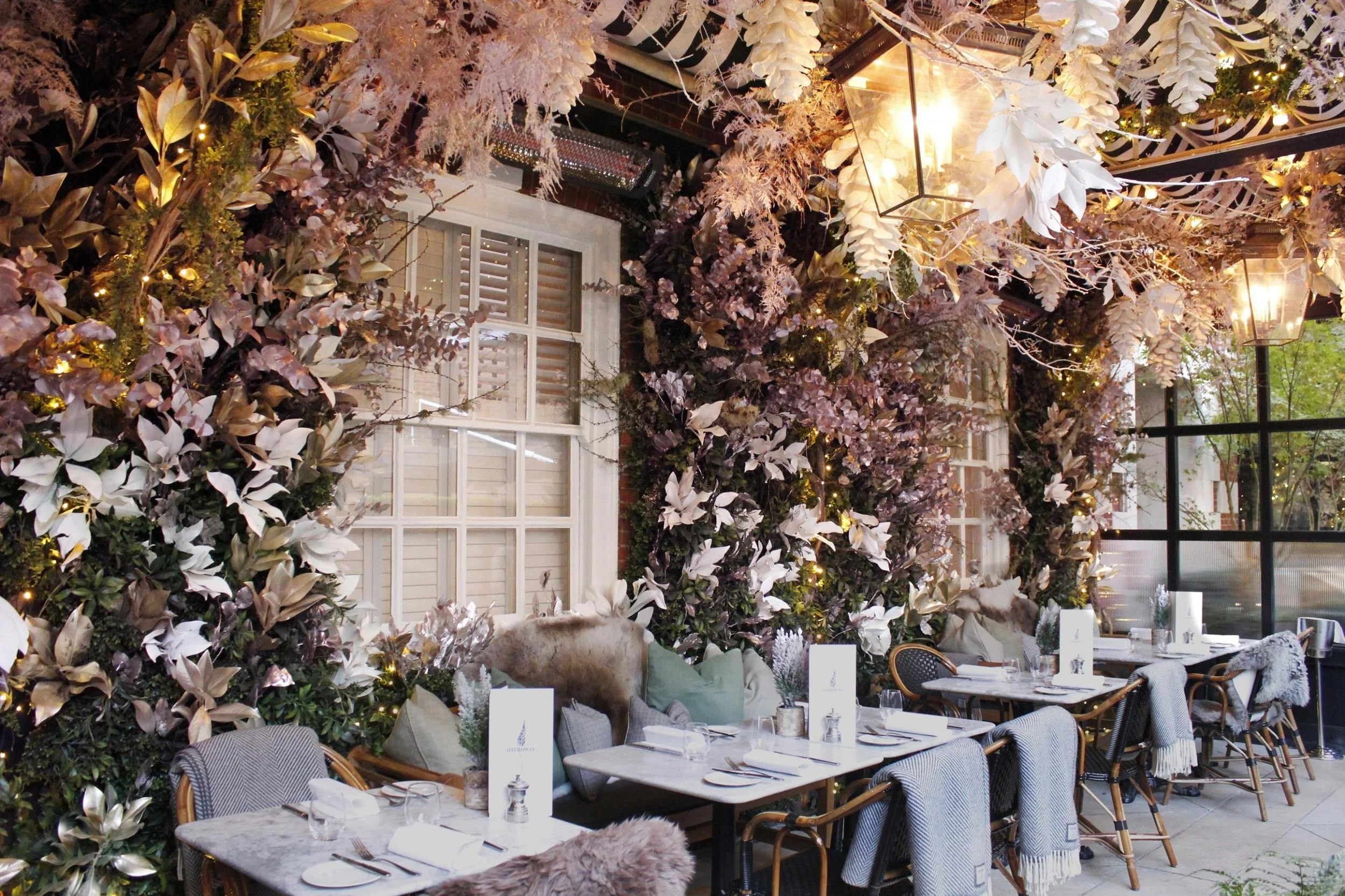 Festive Restaurants In London To Get You In The Christmas