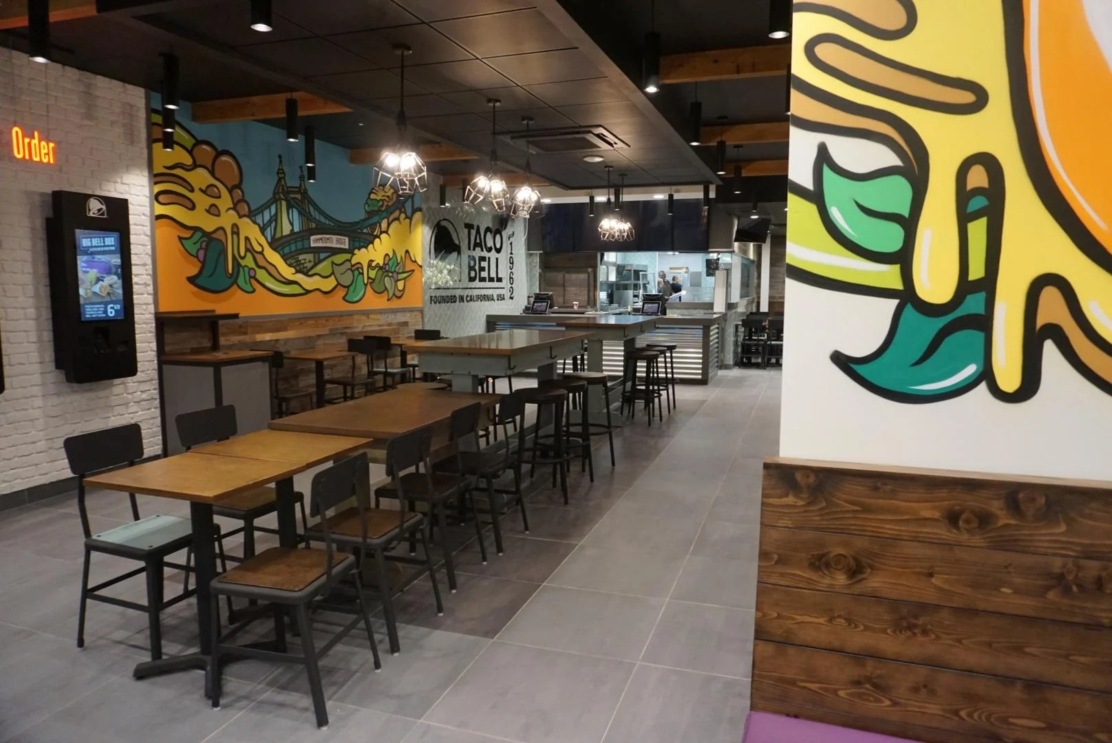 Premier Fitness Taco Bell London: A First Look At The Hammersmith