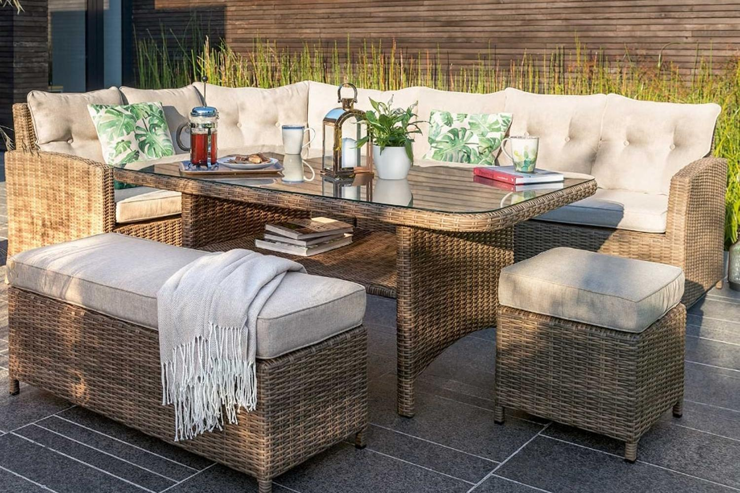 Best Garden Furniture Sales Rattan Tables And Chairs And The Best Outdoor Sofa Sets London Evening Standard - Garden Furniture Clearance Argos