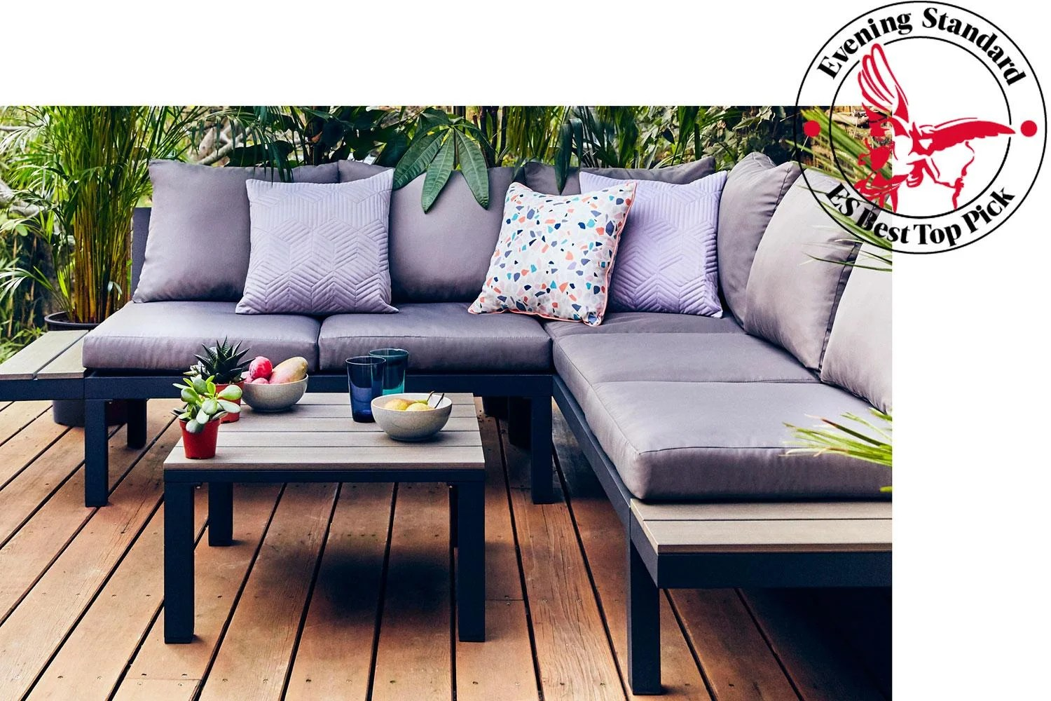 The Big Sofa London Best Garden Furniture 2019 London Evening Standard