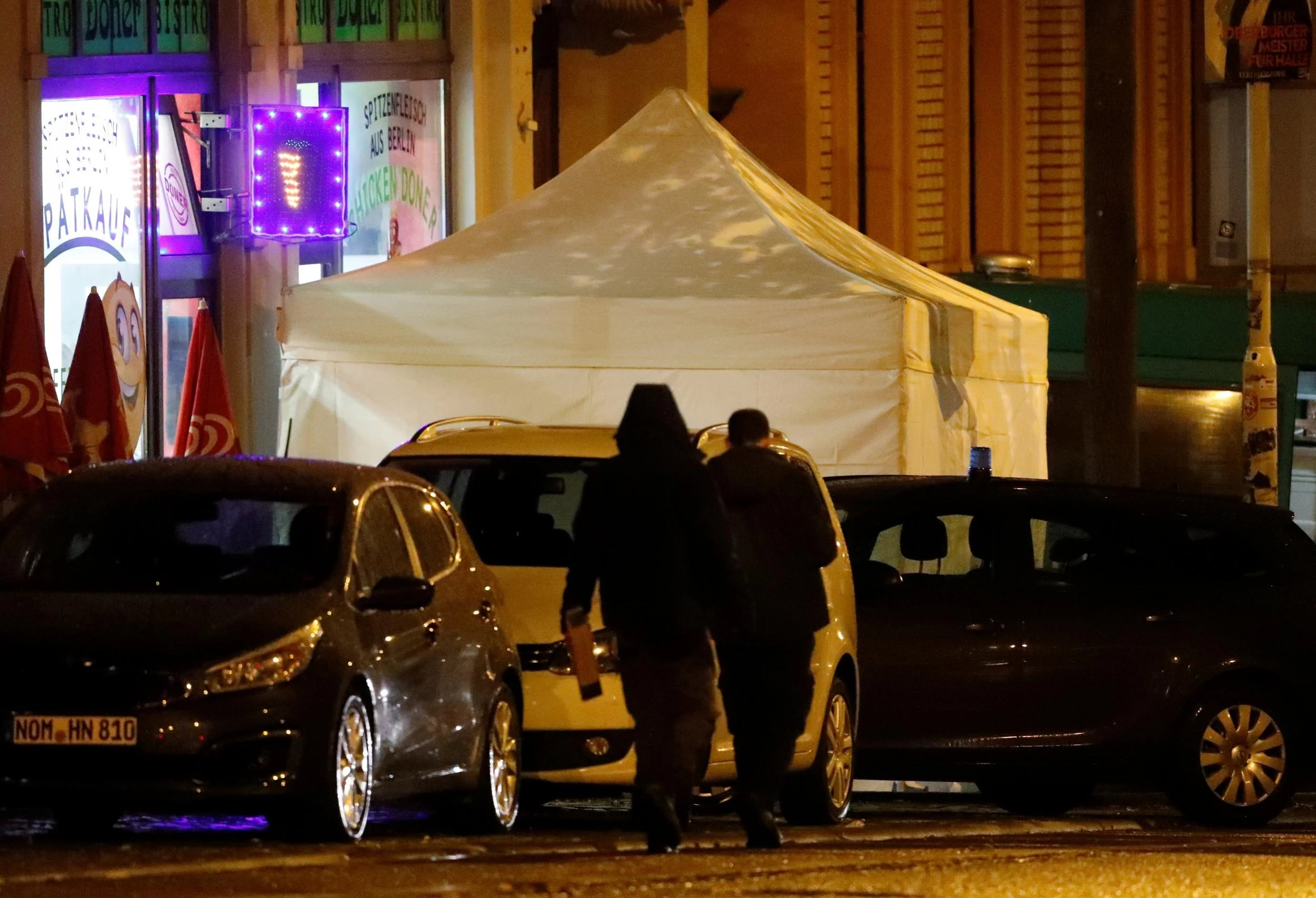 Badspiegel Jolled Germany Shooting Latest Two Killed As Rampaging Gunman