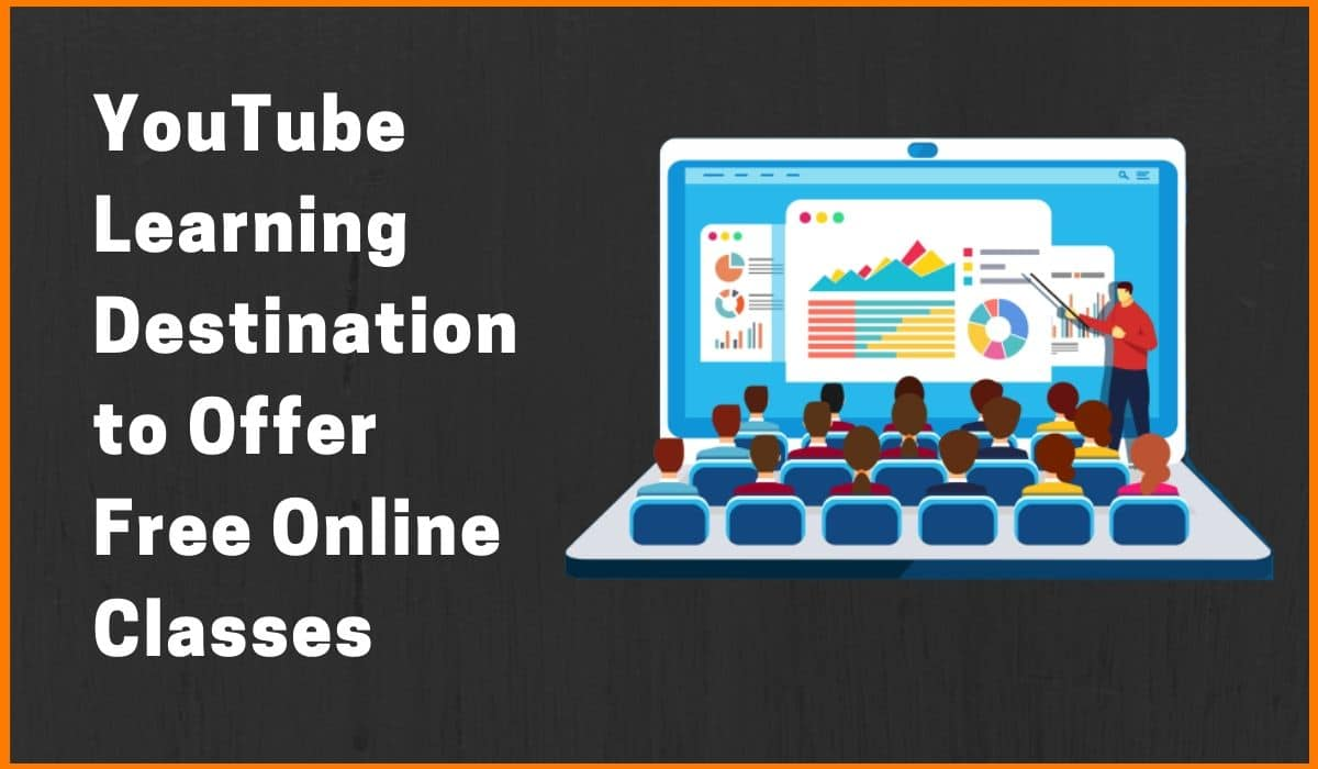 Google India Launches Youtube Learning Destination To Teach - Online Classes Youtube
