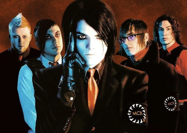 Lock Screen Wallpaper Hd My Chemical Romance Break Up Stereogum