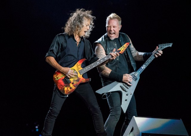 The Best Iphone X Wallpapers James Hetfield Disses Kirk Hammett Again For Not