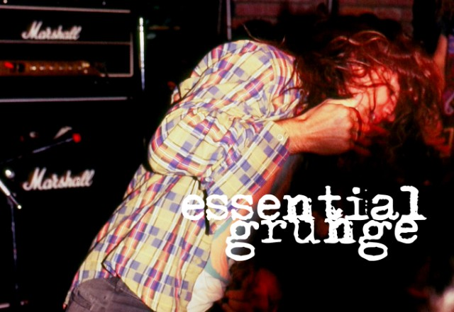 Grunge Songs List 30 Essential Tracks - Stereogum