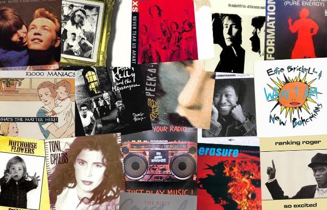 Alternative 1988 Billboard\u0027s First Modern Rock Singles Chart