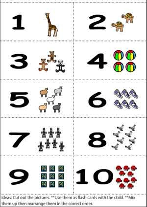 Number Flash Card - Studyladder Interactive Learning Games