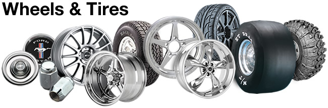 Wheels  Tires for Cars, Trucks  More at Summit Racing