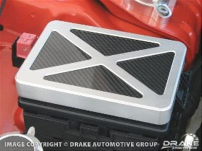 DODGE CHALLENGER Drake Fuse Box Covers MO-120012-BL
