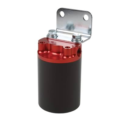 Aeromotive SS Series Canister-Style Fuel Filters 12319 - Free